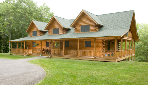 Folley Log Home