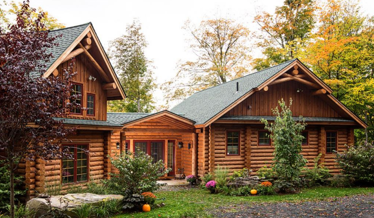 White Pine for your log home
