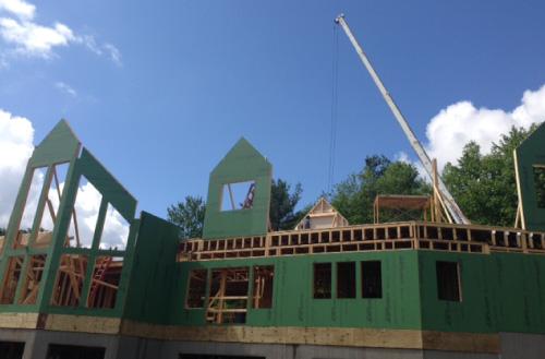 Beaver Mountain Log Homes Builder Program