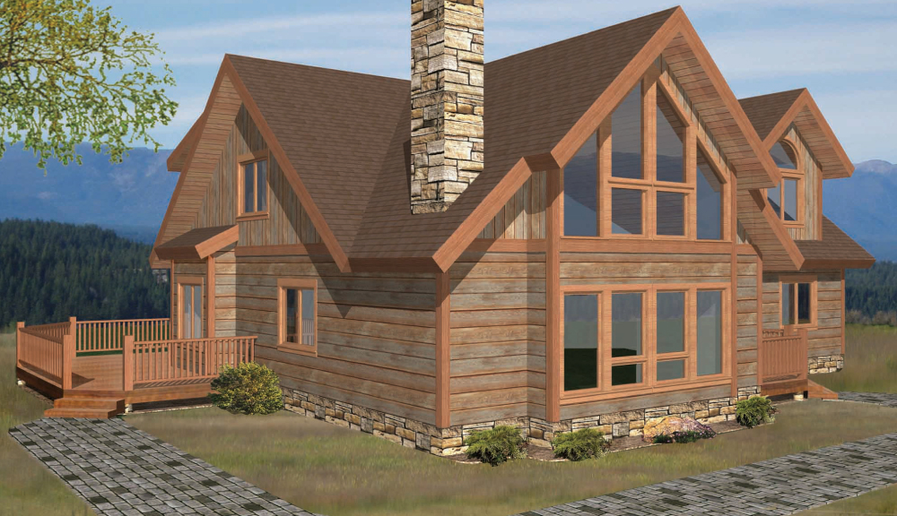 Eagle Point Timber Classic Floor Plan